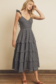 dress forum Ditsy Floral Midi - Front cropped