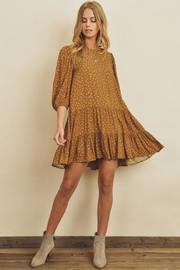 dress forum Ditsy Swing Dress - Product Mini Image