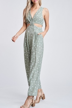 dress forum Dotty Jumpsuit - Product List Image
