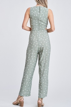 dress forum Dotty Jumpsuit - Alternate List Image