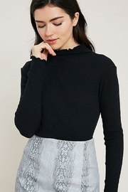 dress forum Essential Turtleneck - Front cropped