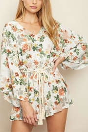 dress forum Falling Flower Romper - Product Mini Image
