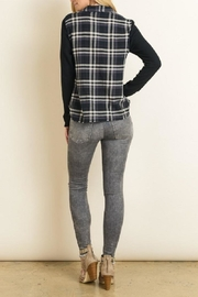 dress forum Flannel Button Down - Back cropped