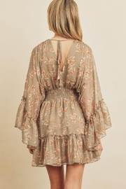 dress forum Floral Butterfly Dress - Side cropped