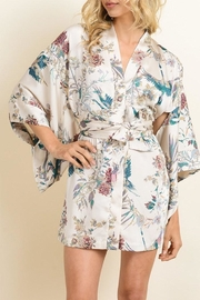 dress forum Floral Kimono Dress - Product Mini Image