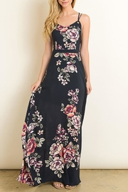 dress forum Floral Printed Maxi-Dress - Product Mini Image