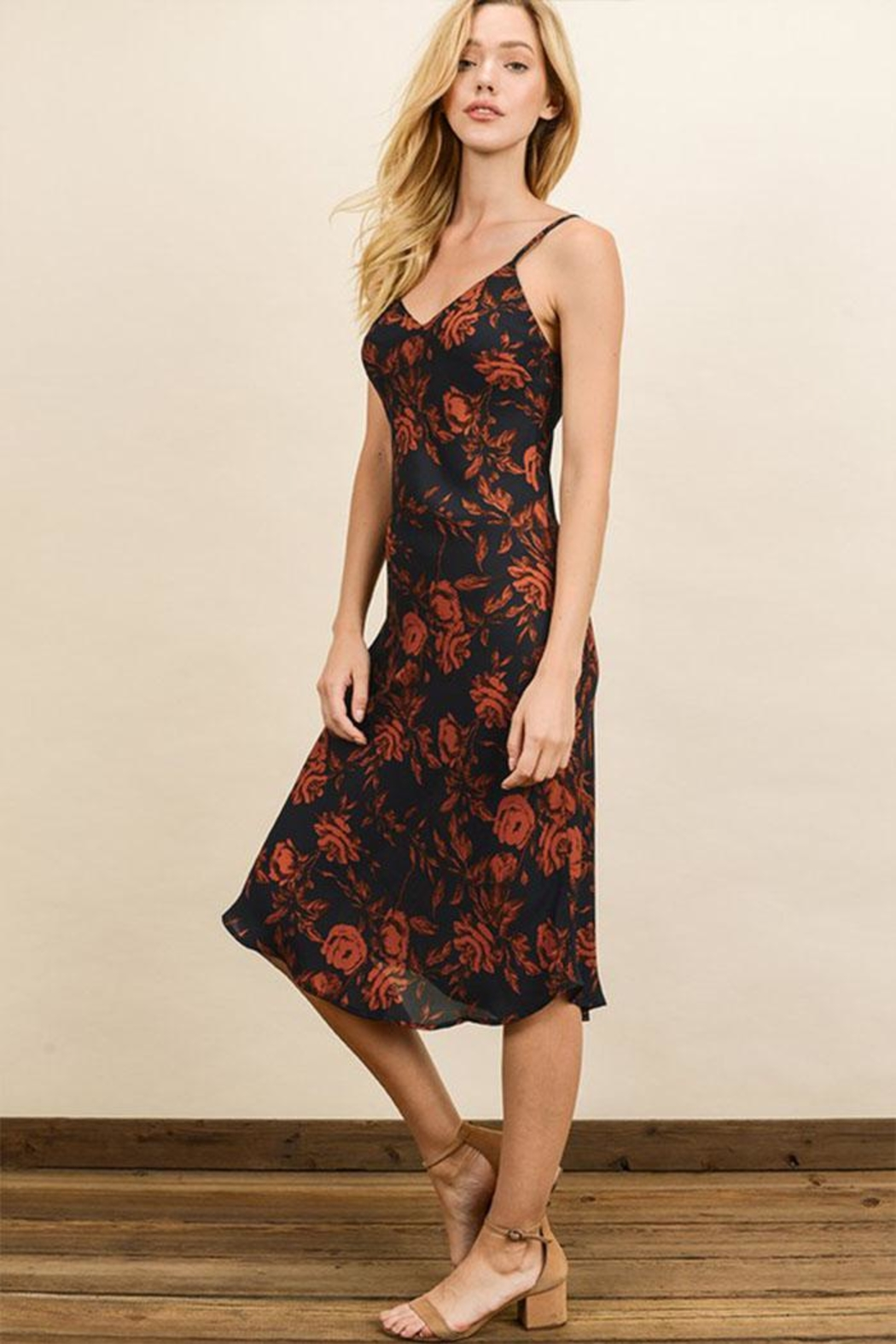dress forum Floral Slip Dress - Main Image