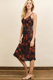 dress forum Floral Slip Dress - Front cropped