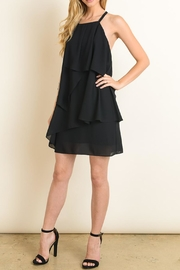 dress forum Flowy Layered Dress - Front cropped
