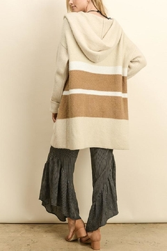 dress forum Heavy Stripe Cardigan - Alternate List Image