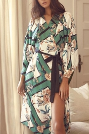 dress forum Kimono Wrap Dress - Product Mini Image