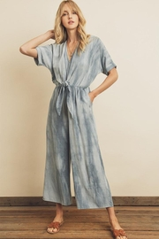 dress forum Knot Front Jumpsuit - Product Mini Image