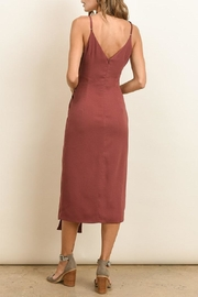 dress forum Knot Midi Dress - Back cropped