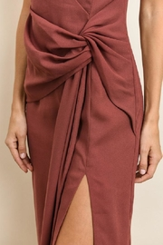 dress forum Knot Midi Dress - Other