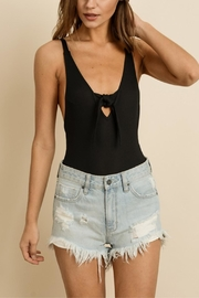 dress forum Lovers Knot Bodysuit - Product Mini Image