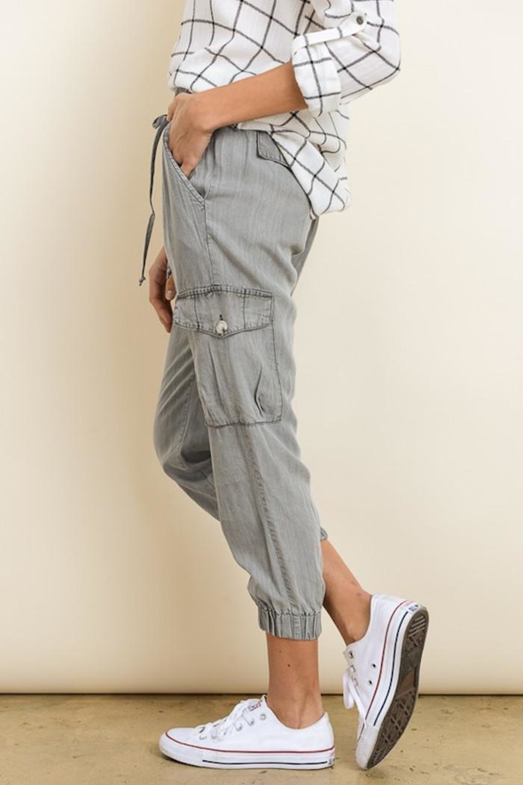 dress forum Mineral Washed Cargo - Main Image