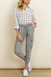 dress forum Mineral Washed Cargo - Front cropped