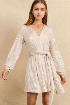 dress forum Moonshine Sash-Belt Dress - Product List Image