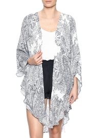 dress forum Paisley Kimono - Front full body
