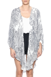 dress forum Paisley Kimono - Front cropped