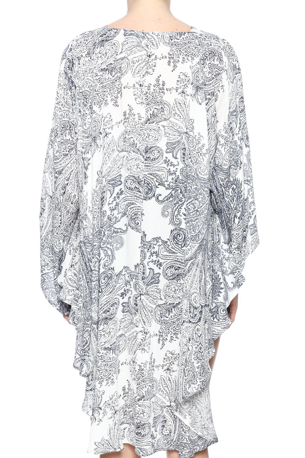 dress forum Paisley Kimono - Side Cropped Image