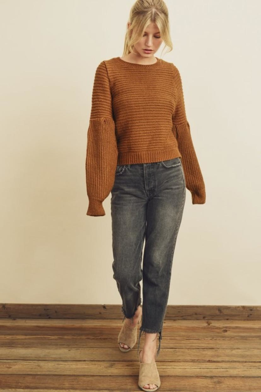 dress forum Redwood Pullover Sweater - Main Image