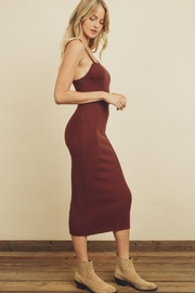 dress forum Ribbed Bodycon Dress - Other