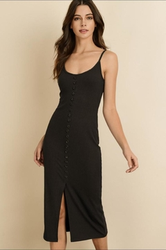 dress forum Ribbed Knit Midi - Product List Image