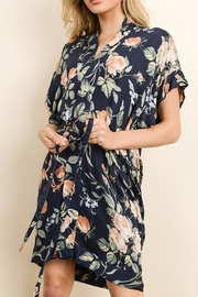 dress forum Rosie Print Kimono - Product Mini Image