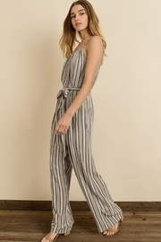 dress forum Sassy Stripes Jumpsuit - Front full body