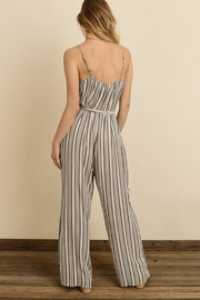 dress forum Sassy Stripes Jumpsuit - Side cropped