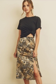 dress forum Silky Python Skirt - Product Mini Image