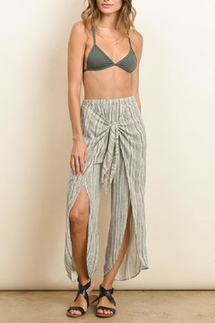 dress forum Slit Front Pants - Product List Image