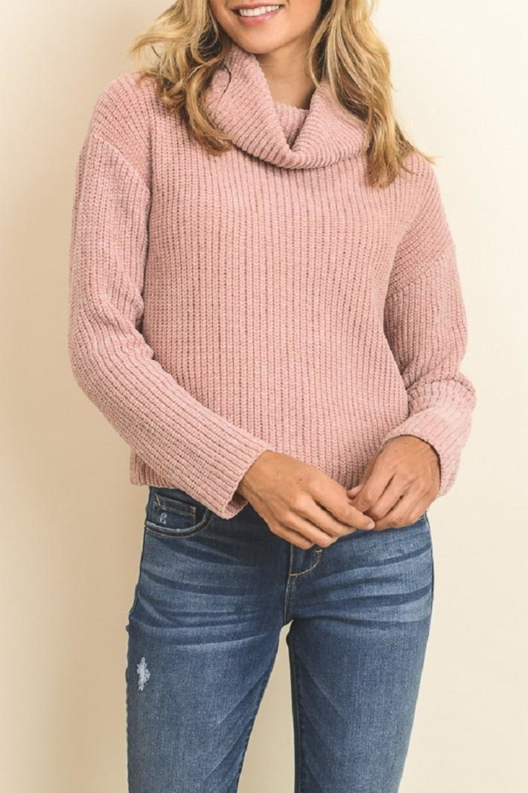dress forum Soft Chenille Turtleneck Sweater from New York City by ...
