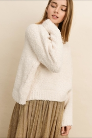 dress forum Soft Pullover Sweater - Back cropped