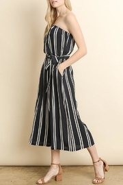 dress forum Striped Culotte Jumpsuit - Other