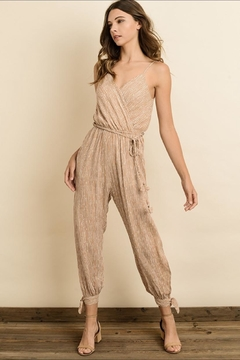 dress forum Striped Jumpsuit - Product List Image