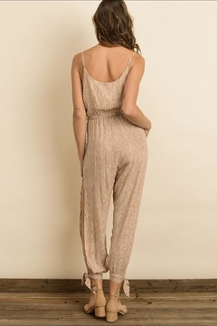 dress forum Striped Jumpsuit - Alternate List Image