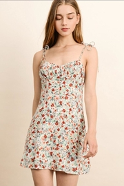 dress forum Sunshine Sweetheart Mini-Dress - Product Mini Image