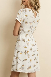 dress forum Sweet Floral Dress - Front full body