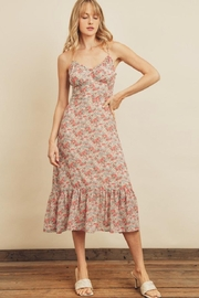 dress forum Sweet Rose Midi - Product Mini Image