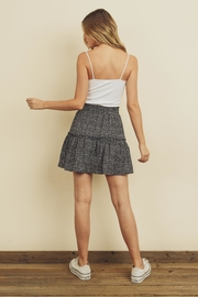 dress forum Tiered Mini Skirt - Side cropped