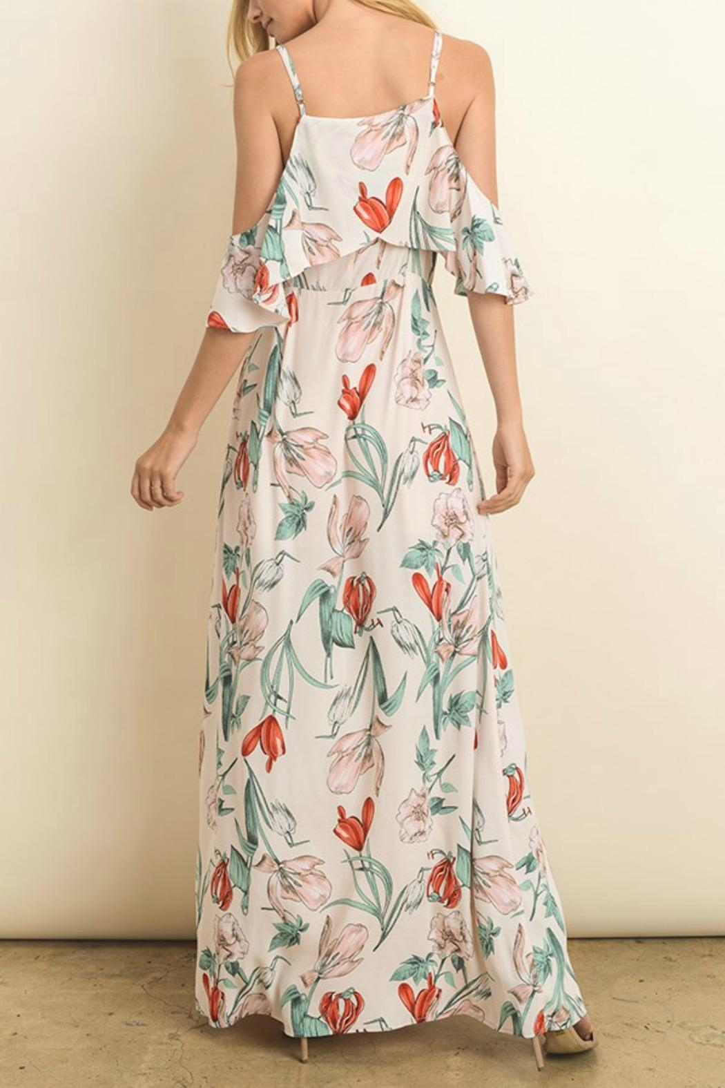 dress forum Tulip Maxi Dress - Side Cropped Image