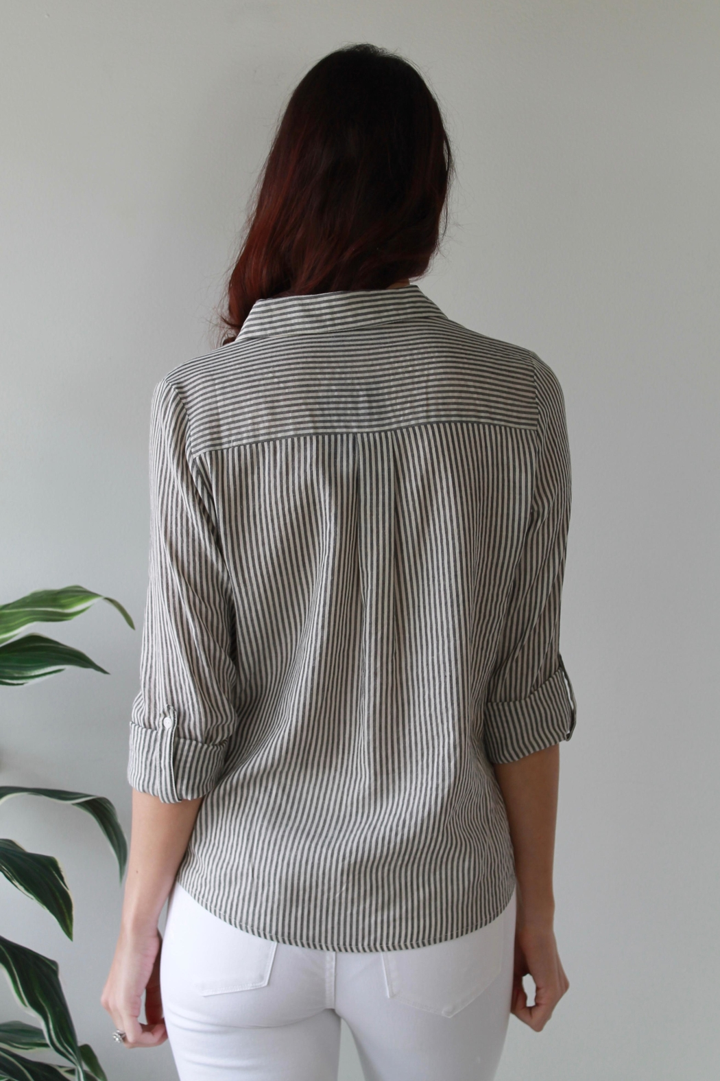 dress forum Tyler Buttonup - Front Full Image