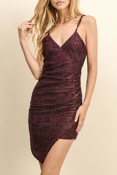 dress forum Velvet Burnout Dress - Product List Image