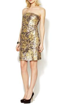 Dressed by Lori Strapless Sequin Dress - Alternate List Image