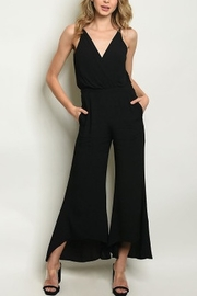 Lyn-Maree's  Dressy Black Jumpsuit - Product Mini Image