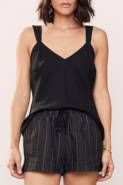 David Lerner DRESSY DOUBLE STRAP TANK - Product List Image