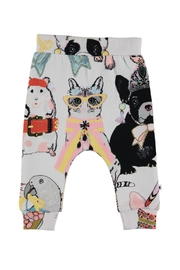 Molo Dressy Pets Trousers - Front cropped