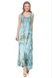 T-Party  Drew Tie-Dye Maxi Dress - Product Mini Image